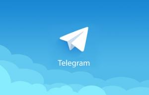 Telegram 300x192 - تلگرام
