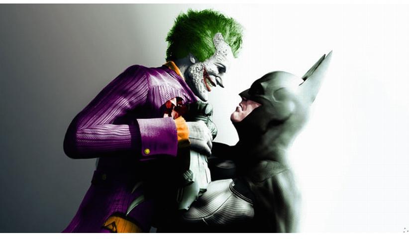 Comic strip.batman vs joker.jpg - آموزش فلسفه با ابرقهرمانان کمیک استریپی!