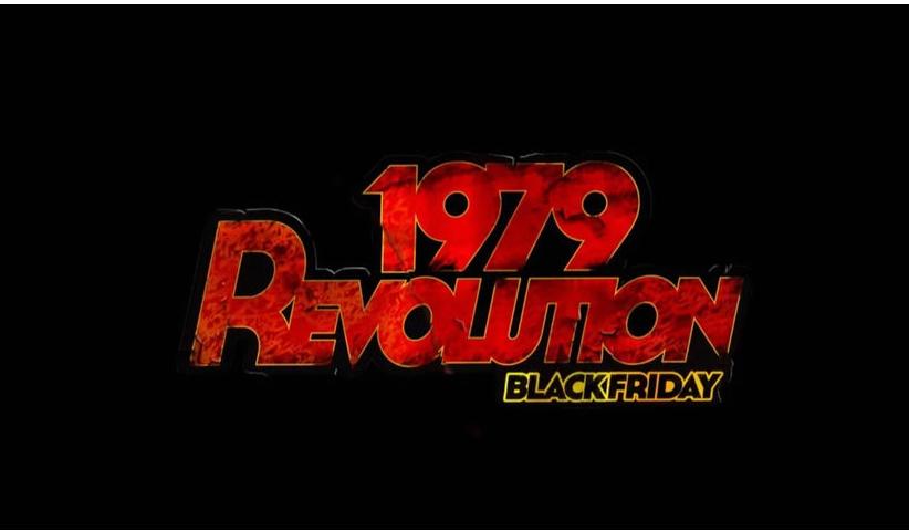 1979 Revolution Black Friday - نوحه و مداحی در بازی انقلاب1979:جمعه سیاه