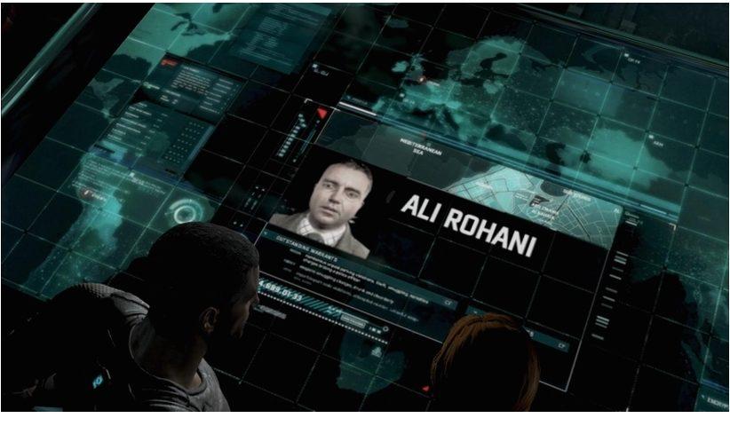 ALI.ROHANI.BLACKLIST 822x480 - ایکنا : تکذیب خبر توزیع بازی رایانهای «ترور روحانی»