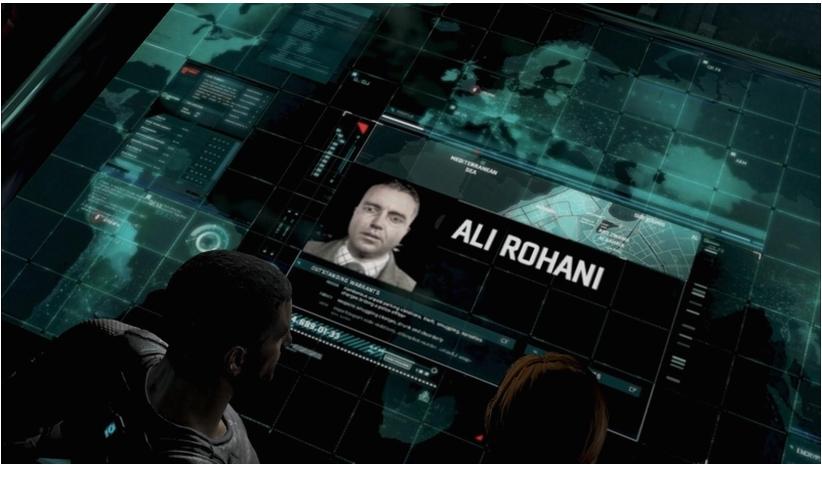 ALI.ROHANI.BLACKLIST - ایکنا : تکذیب خبر توزیع بازی رایانهای «ترور روحانی»