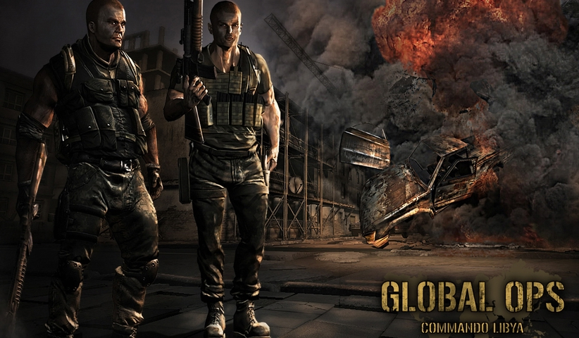 Global Ops.Commando Libya - بیداری اسلامی و بازی رایانه ای