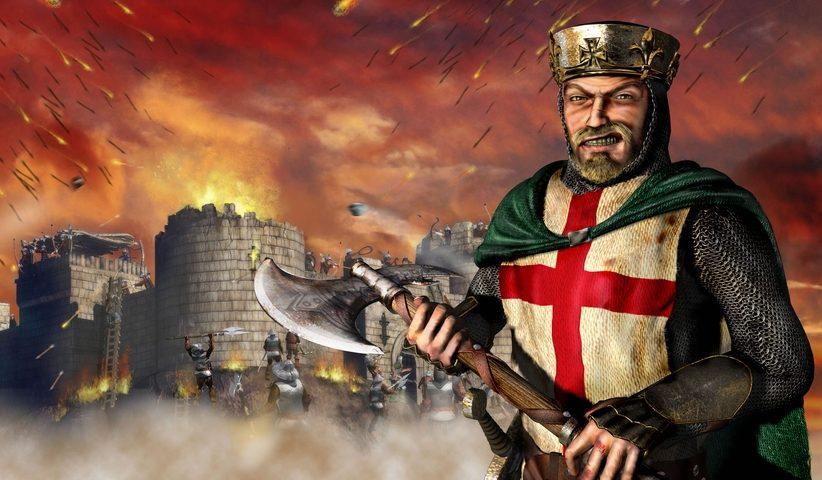 Stronghold Crusader  822x480 - سربازان مسیح : مهدویت، غرب و بازی رایانه ای