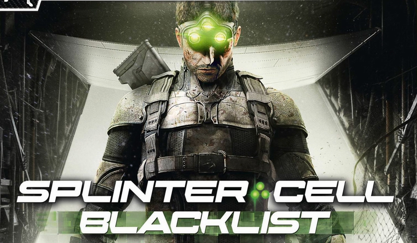 "Tom Clancys Splinter Cell Blacklist - Online Distribution of ""Blacklist"" Documentary"