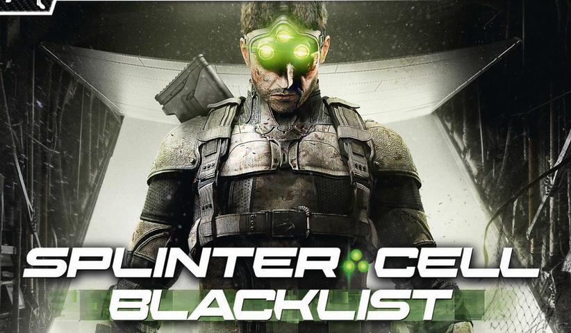 Tom Clancys Splinter Cell Blacklist - شوالیه صهیونیستی در لیست سیاه