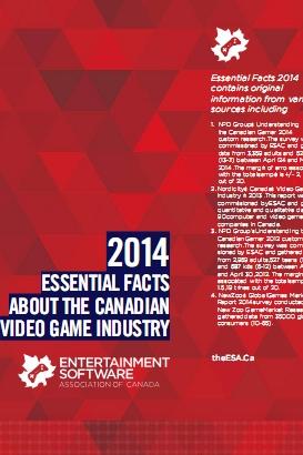 Essential Facts 2014 EN - ESAC2014:Essential Facts