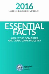 Essential Facts 2016 200x300 - ESA2016: Essential Facts