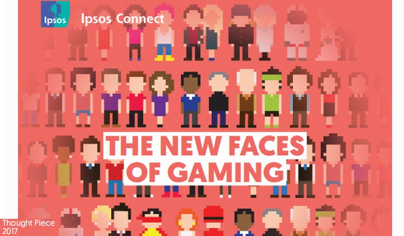 ISFE 2017 The New Faces of Gaming  - ISFE 2017 : The New Faces of Gaming