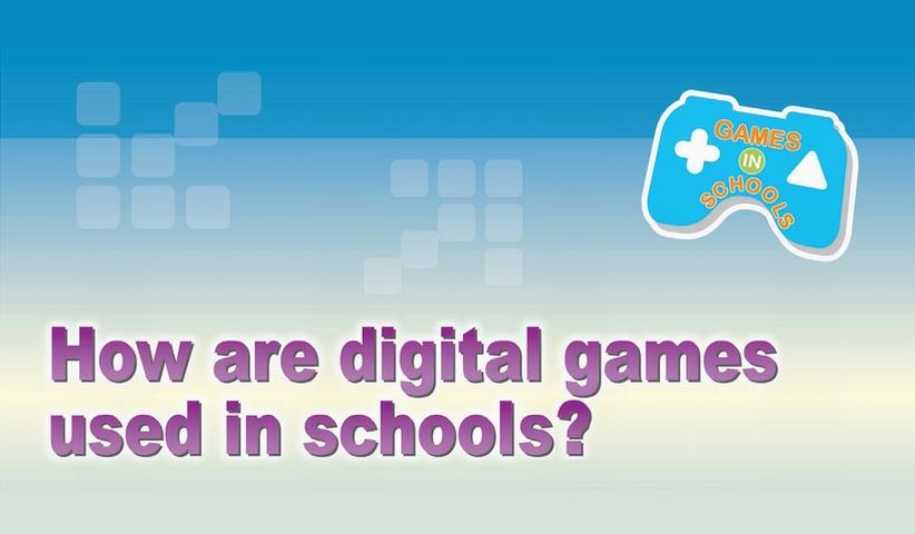 isfe.Games In Schools - Games In Schools