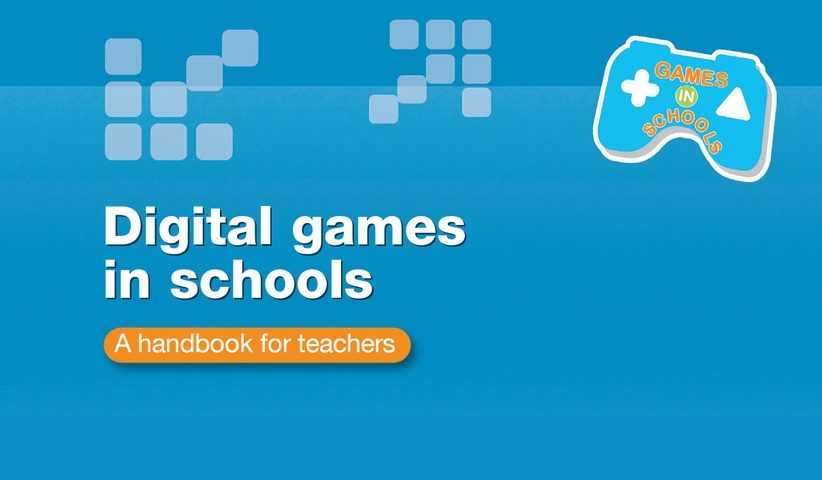 dijital games in school handbook for teacher 822x480 - Dijital Games In School : Handbook for Teachers