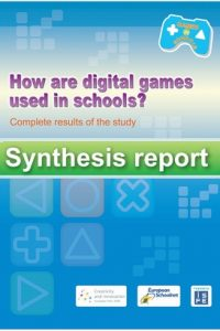 how are digital game use in school synthesis report 200x300 - how are digital game use in school: full report