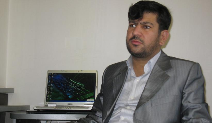 mahdi.haghvei.taghanaki.10 - شهرکرد | نشست سواد شبکه های اجتماعی