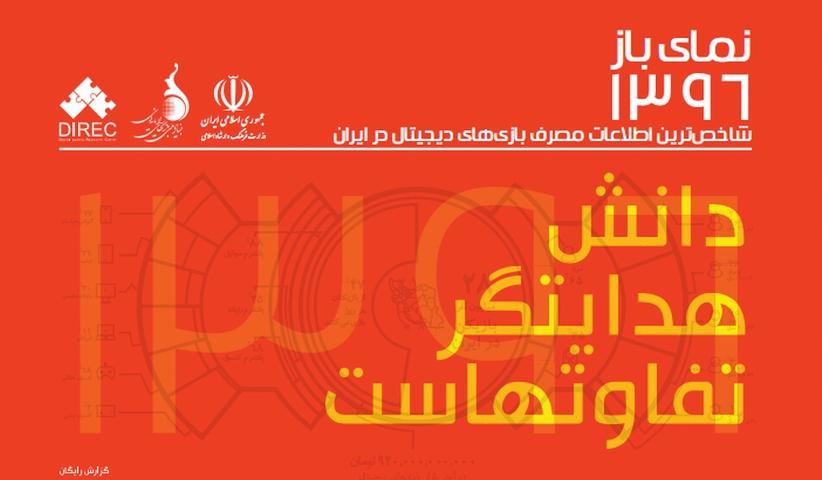 Persian Landscape 1396 - تعداد مصرفکنندگان بازیهای رایانهای کشور به 28 میلیون نفر رسید