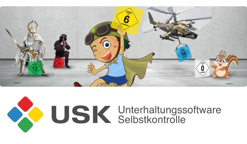 usk.de  - معرفی سایت: سازمان تنظیم مقررات نرمافزارهای سرگرمی آلمان