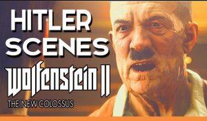 wolfenstein ii the new colossus hitler 300x175 - لغو یک ممنوعیت تاریخی: آلمانیها اجازه دادند در بازیهای کامپیوتری از نمادهای نازی استفاده شود