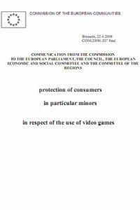 protection of consumers in particular minors in respect of the use of video games.shop  200x300 - سند اتحادیه اروپا در حفاظت از مصرف کنندگان، به ویژه کودکان، در رابطه با استفاده از بازی های ویدئویی