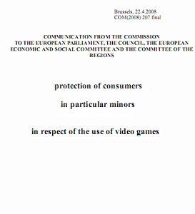 protection of consumers in particular minors in respect of the use of video games.shop  273x300 - سند اتحادیه اروپا در حفاظت از مصرف کنندگان، به ویژه کودکان، در رابطه با استفاده از بازی های ویدئویی