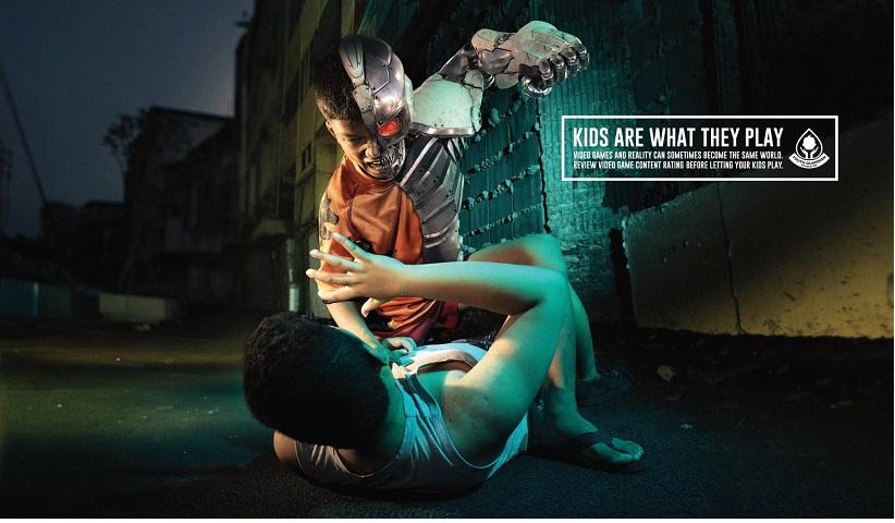 youth guardian foundation killer robots aotw.1 - خشونت و بازی رایانه ای