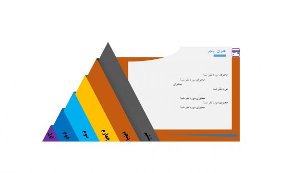 PowerPoint.P.R.D.w5 600x338 - پاورپوینت . دیاگرام روبان 1
