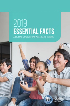 ESA Essential facts 2019 final shop - 2019 Essential Facts About the Computer and Video Game Industry