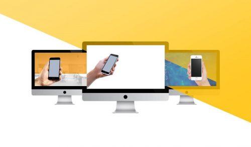 PowerPoint.MOBILE.APP .1.s 500x292 - قالب پاورپوینت | موبایل  1