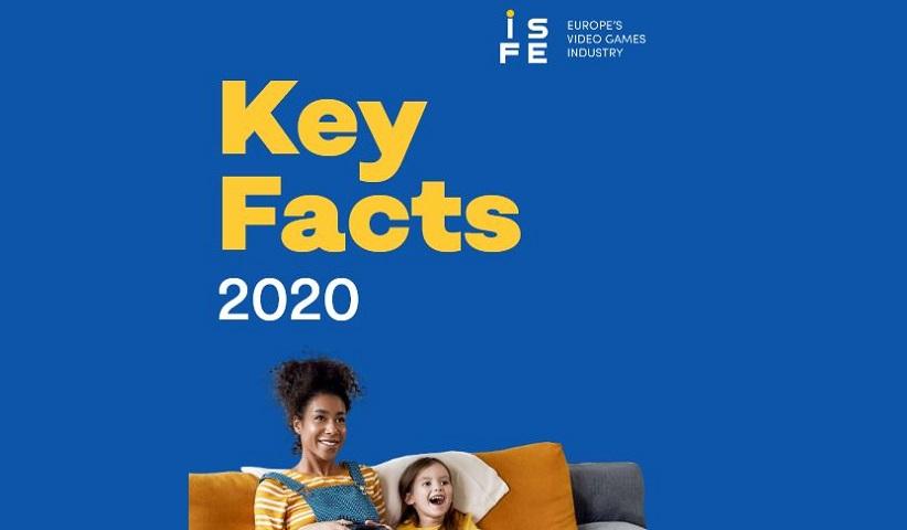 ISFE Europe's video games industry Key Facts 2020.s - جدیدترین گزارش از وضعیت صنعت بازی در اتحادیه اروپا
