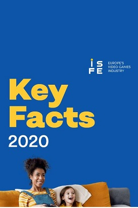 ISFE Europe's video games industry Key Facts 2020.shop  - key facts on Europe's video games industry 2020