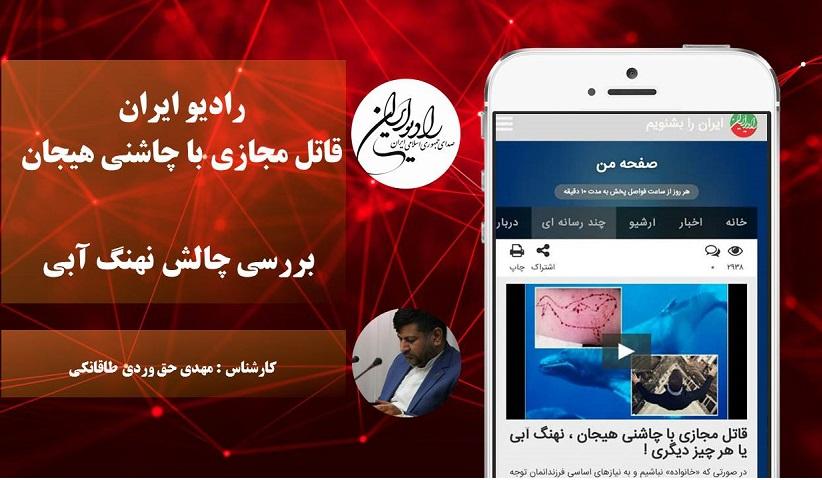 Blue.Whale .Challenge.RADIO .IRAN .s - قاتل مجازی با چاشنی هیجان ، نهنگ آبی یا هر چیز دیگری !