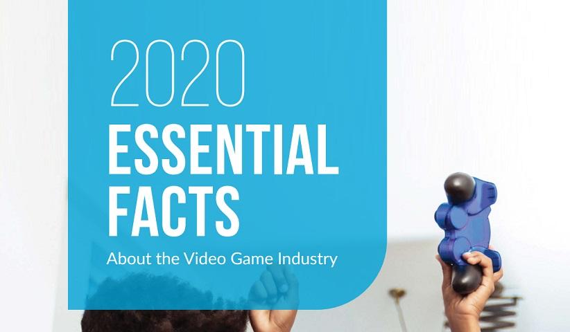 Final Edited 2020 ESA Essential facts.s - دانلود رایگان | دادههای کلیدی از صنعت بازیهای دیجیتال در آمریکا در سال ۲۰۲۰