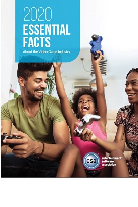 Final Edited 2020 ESA Essential facts.shop  - 2020 Essential Facts About the Video Game Industry